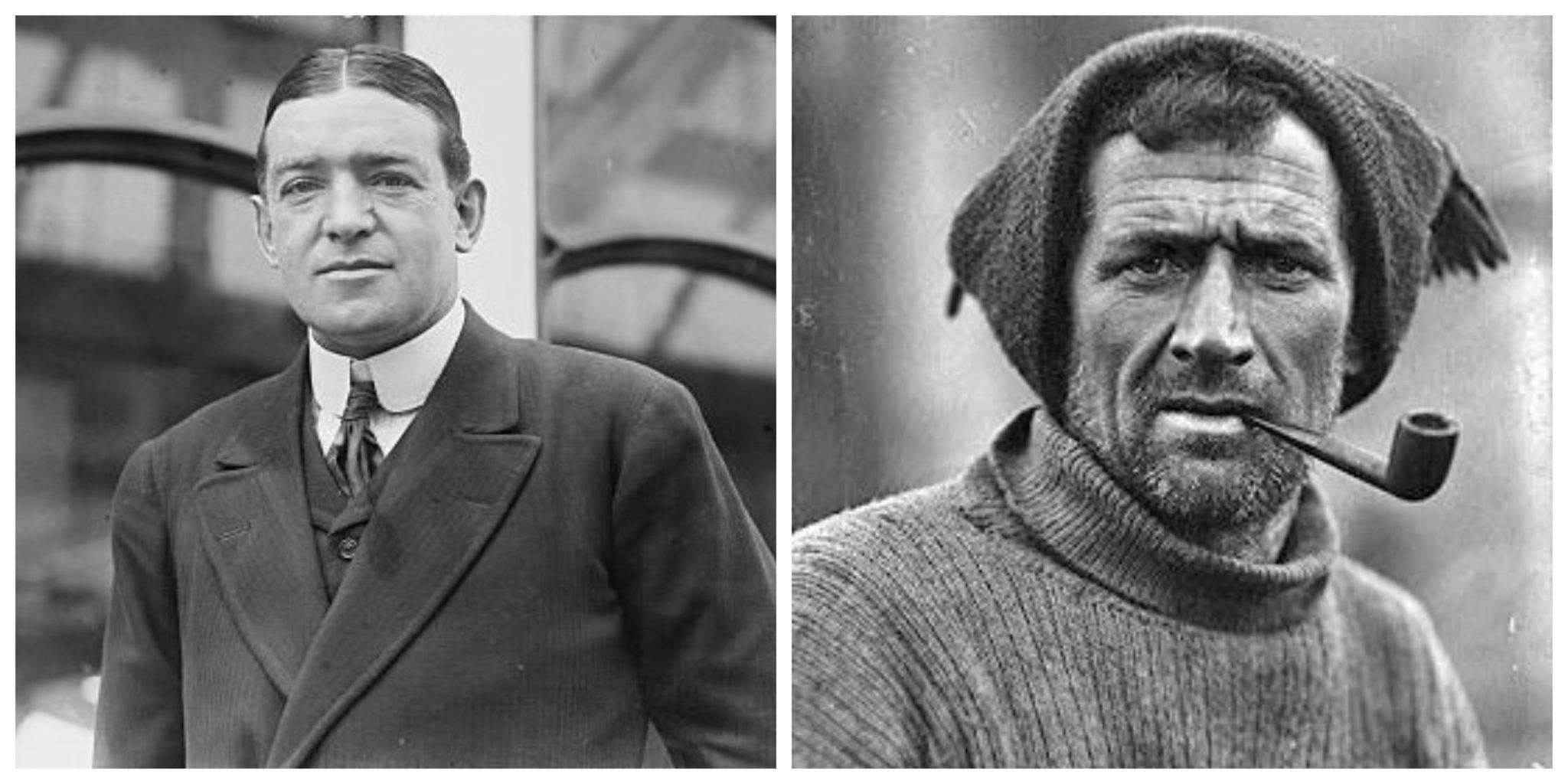 Tom Crean and Sir Ernest Shackleton Tom Crean Book