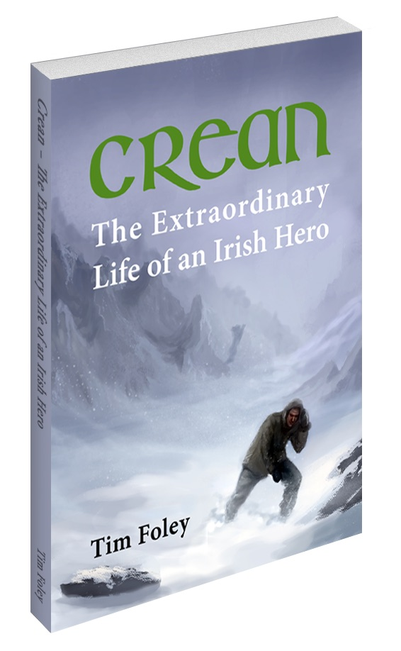 Buy Kindle Version Tom Crean Book