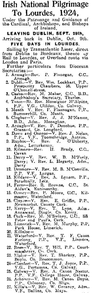 1924 - A devastating year for Tom Crean Tom Crean Book