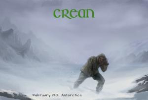 Tom Crean's Lifesaving Solo Trek Tom Crean Book