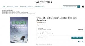 Tom Crean's Biography Makes for a Special Christmas Gift Tom Crean Book