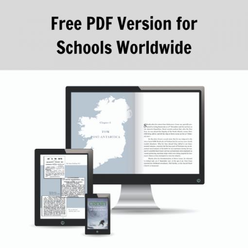 Crean The Extraordinary Life of an Irish Hero Interactive Free PDF Version for schools