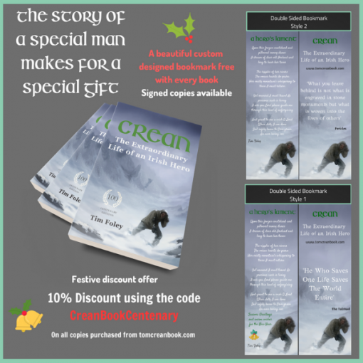 Tom Crean Book Coupon Code