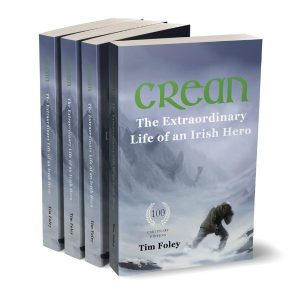 Tom Crean Book - Centenary Edition of Crean The Extraordinary Life of an Irish Hero