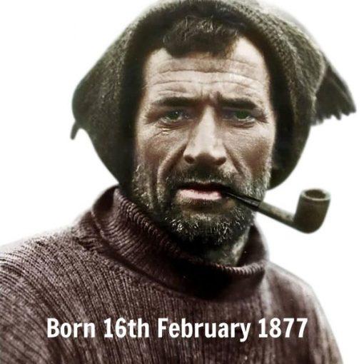 Tom Crean's True Birthdate