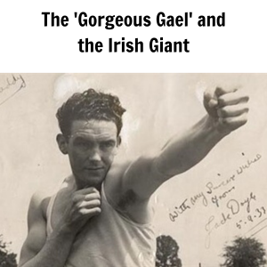 Jack Doyle - The Gorgeous Gael