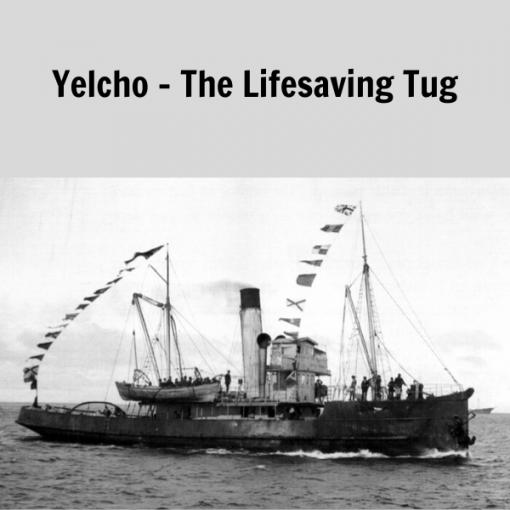 Yelcho - Elephant Island survivors