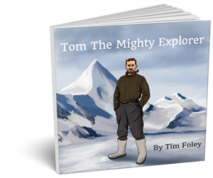 Tom Crean's biography - A book review to revel in. Tom Crean Book