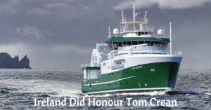 Ireland finally honours Tom Crean Tom Crean Book