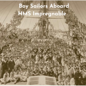 Overcrowding on HMS Impregnable