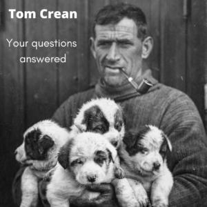 A quick intro to Tom Crean