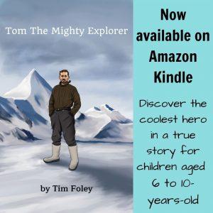 Tom Crean Children's Book - On Kindle